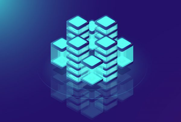 Data backup storage concept