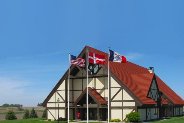The Museum of Danish America - Elk Horn, Iowa