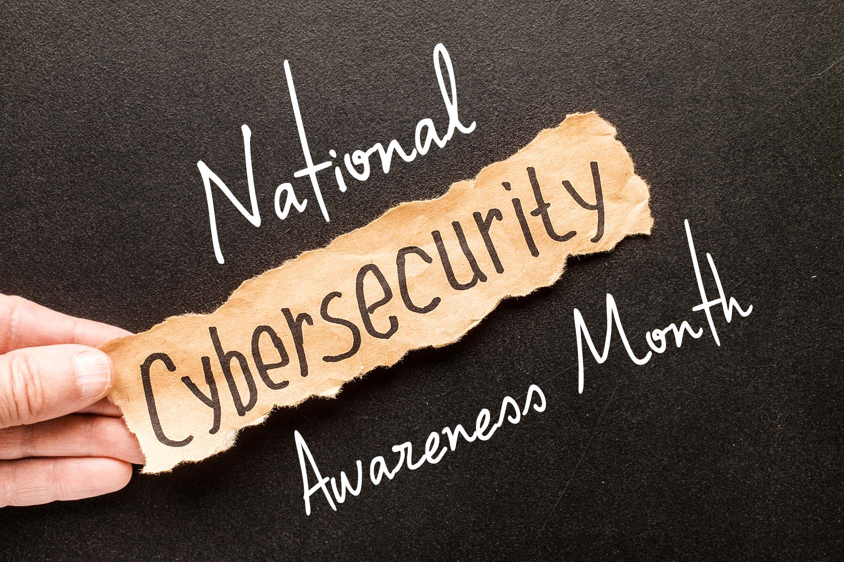 National Cybersecurity Awareness Month - OXEN Technology