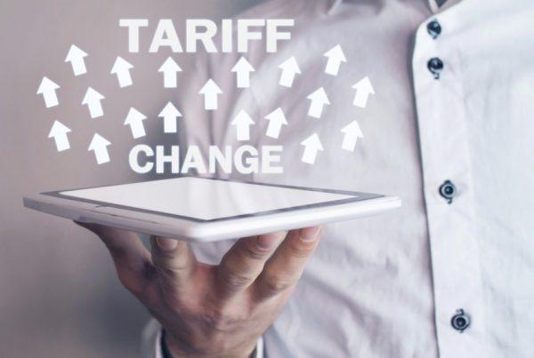 Potential Impact of Tariffs