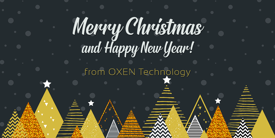 Merry Christmas from OXEN Technology