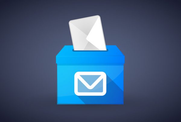 Voting Options in Outlook Email