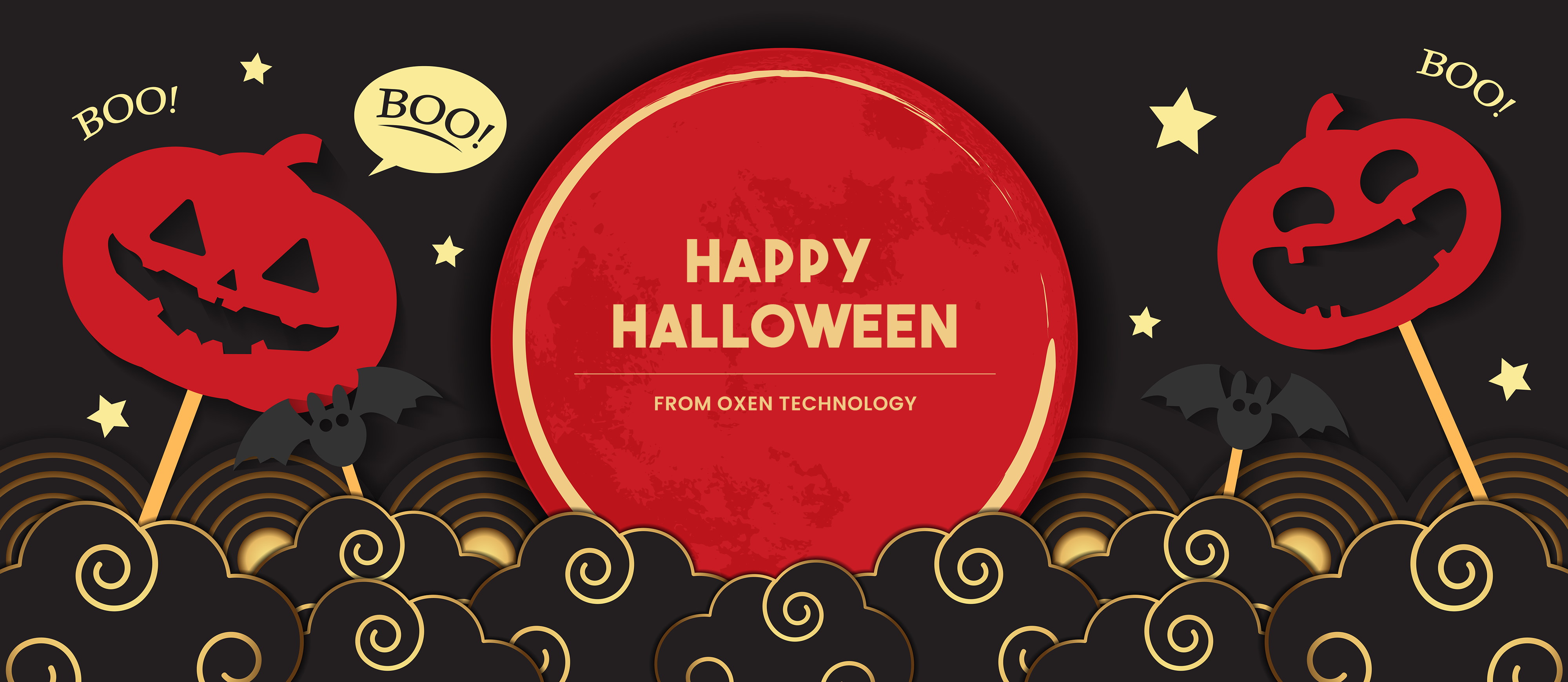 Happy Halloween from OXEN Technology